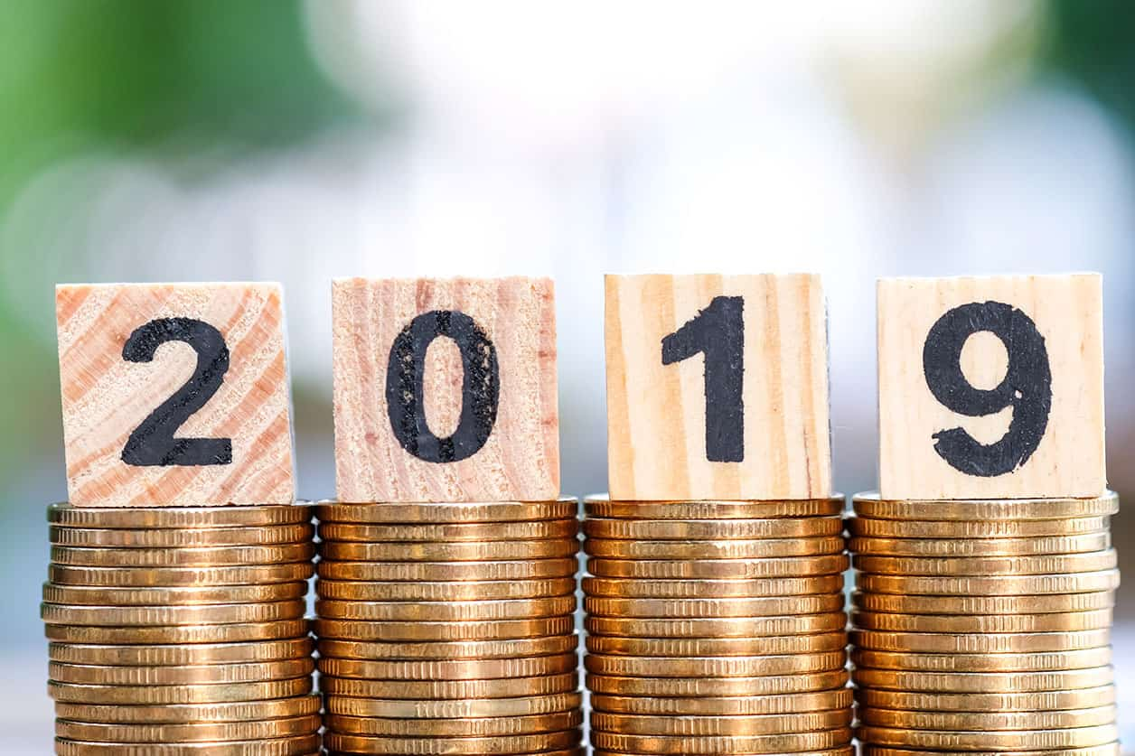 2019 financial goals|2019 Gold coins falling|2019 financial goals