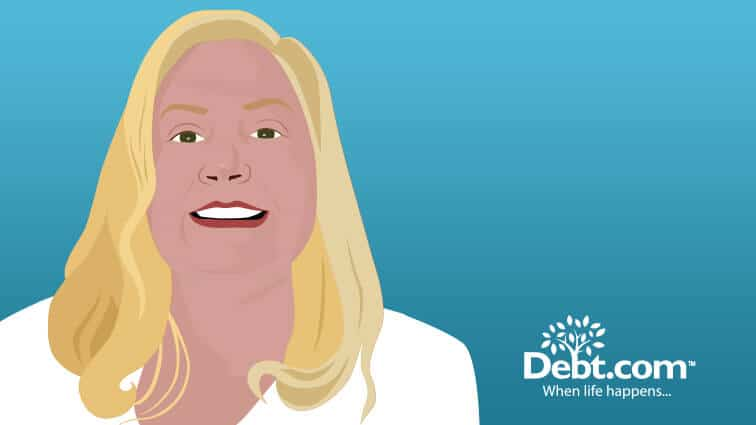 The First Debt com #MySecondChance Giveaway Winner - Debt com