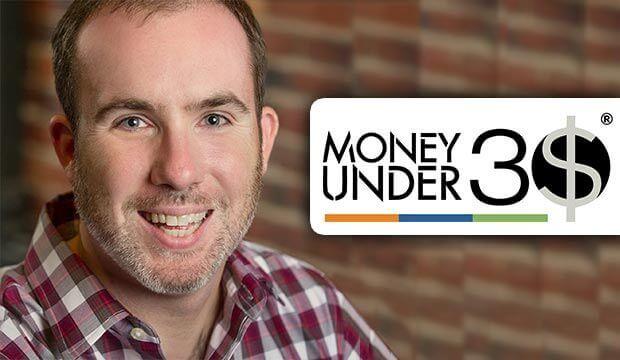money under 30 banner